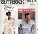 Butterick 4219 C