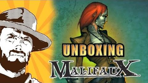 FFH Unboxing Malifaux The Torch and The Blade