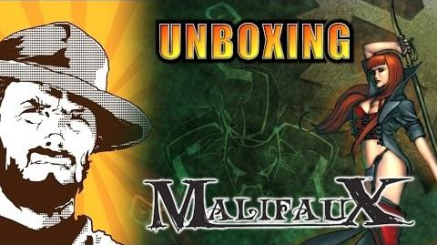 FFH Unboxing Malifaux Mother of Monsters