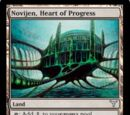 Novijen, Heart of Progress