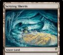Scrying Sheets