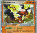 Arcanine ex 83/92 (EX legend maker)
