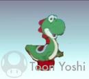 Cartoon Yoshi