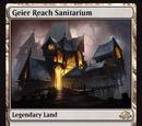 Geier Reach Sanitarium