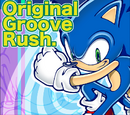 Sonic Rush Original Groove Rush