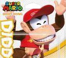 Diddy Kong - Super Mario