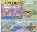 Mr. Krabs's Pool Party!