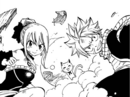Natsu, Lucy and Happy face Jacob.png