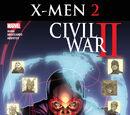 Civil War II: X-Men Vol 1 2