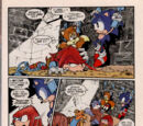 Archie Sonic the Hedgehog Issue 58