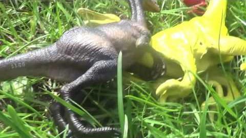 Dinosaur Island Revival S1 EP10 Battle For The Dark Woodland