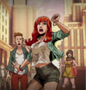 Mary Jane Watson (Earth-TRN461) from Spider-Man Unlimited (video game) 009.png