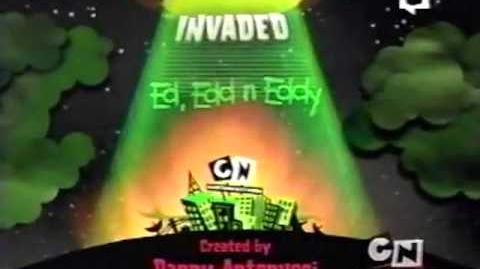 Cartoon Network Invaded - Alternate Intro