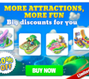 Attractions Sale 2016