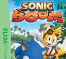 Sonic Boom books