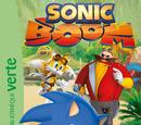 Sonic Boom 06 - Une étrange météorite