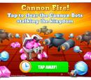 Cannon Fire! Mini Event
