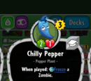 Chilly Pepper (PvZH)