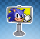 Sonic the Hedgehog CD achievement - All Stages Clear!.png