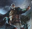 King Bran (gwent card)