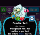 Zombie Yeti (PvZH)