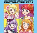 "Smart Phone App ""Aikatsu! Photo on Stage!!"" Split Single Photokatsu! - EP01"