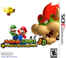 Mario & Luigi: Bowser's Inside Story: 3D Edition