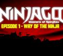 Ninjago: Odcinki