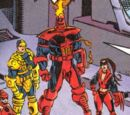 Mutant Liberation Front (Humanity's Last Stand) (Earth-616)/Gallery