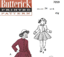 Butterick 7059