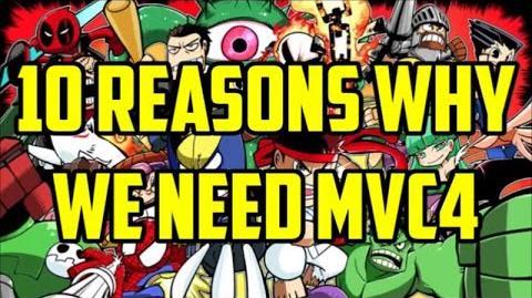 Marvel Versus Capcom 4: Apex