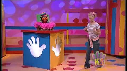 Hi-5 Series 7, Episode 15 (Health and fitness)