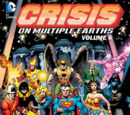Crisis on Multiple Earths Vol. 6 (Collected)