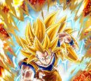 The Power to Shake the Universe Super Saiyan 3 Goku