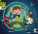 Ben 10 Fan Fiction