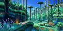Concept artwork - Sonic Generations - Console - 074 - Planet Wisp.png
