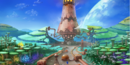 Concept artwork - Sonic Generations - Console - 076 - Planet Wisp.png