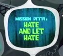 Hate and Let Hate