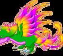 Dragon de la Fleur de Fer