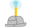 Costume Idea/Goal Grow Hat