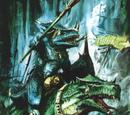 Lizardmen Military