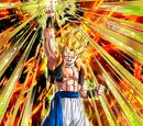 Almighty Fusion Super Gogeta