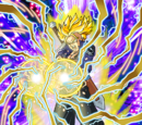 Super Saiyan from the Future Super Saiyan Trunks (Teen)