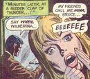 Wilhemina Wayne (Earth-One)