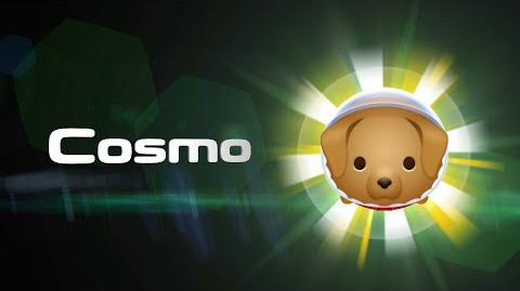 Cosmo Skills Intro MARVEL Tsum Tsum