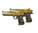 Dual Desert Eagle-Ultimate Goldsmith
