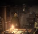 Grisha Jaeger's basement (Anime)