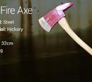 Elena's Fire Axe
