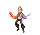 SR Characters List