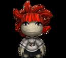 Red Cat Costume
